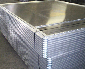 7021 T6 Aluminium Sheet for Aviation Container