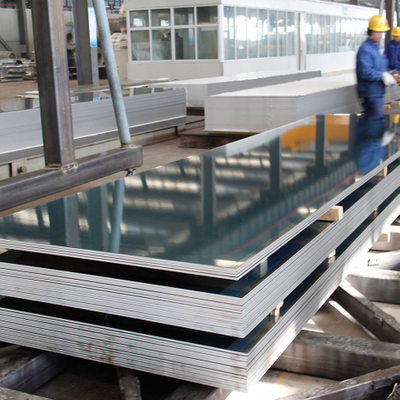Aluminum Alloy Plate for Tankers: 5083, 5182, 5454