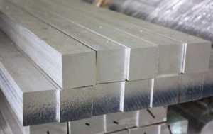 6061 T6/T4 Extruded Aluminum Bar Square For Aerospace Use